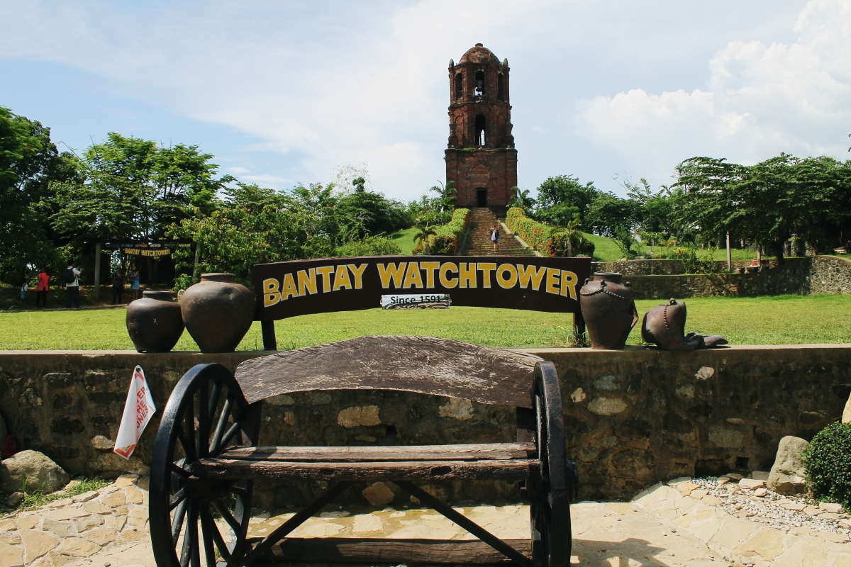 """Vigan Travel Diaries: Bantay Belfry Watchtower"""